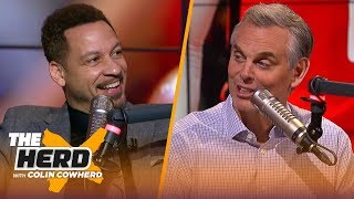 Load management has gone too far, West will come down to Lakers & Clips - Broussard | NBA | THE HERD