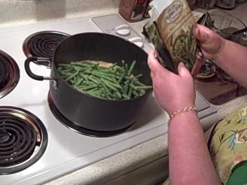 Green Beans With New Potatoes Recipe