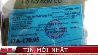 ⚡ Tin mới nhất | Mua bán giấy đăng ký xe giả, coi chừng lãnh án tù
