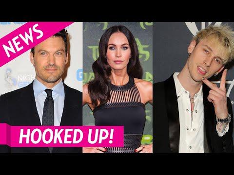 Megan Fox and Machine Gun Kelly 'Have Definitely Hooked Up'