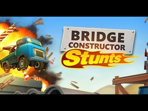 I'M AN ENGINEER?! - Bridge Constructor Stunts |
