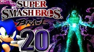 Let's Play Super Smash Bros. Brawl [German] Part 20: Final Fight against Tabuh!