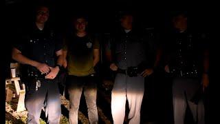 Autostopem przez Amerykę - Przygody z Policją (Odc.50)
