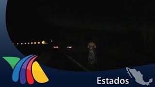 Aparece misteriosa mujer  en la carretera Toluca -Tenango | Noticias del Estado de México thumbnail