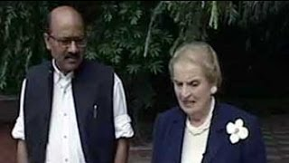 Walk The Talk with Madeleine Albright (Aired: September 2006)