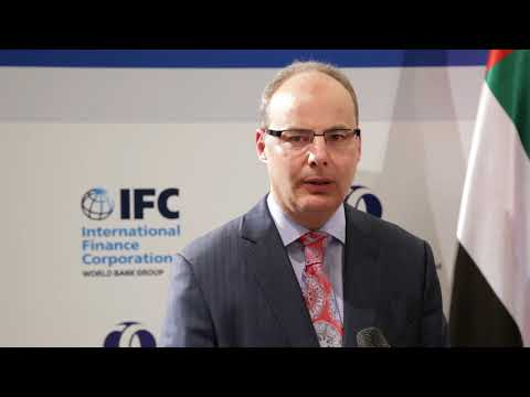 Serbia's largest wind farm Signing Ceremony | Thomas Lubeck, International Finance Corporation (IFC)