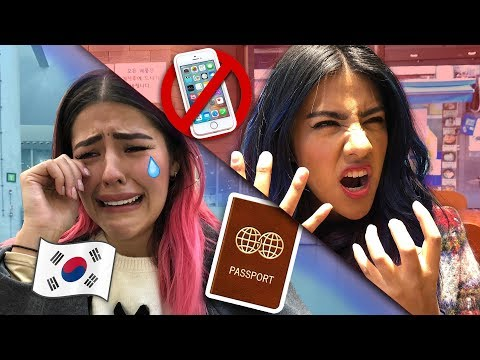 OUR WORST TRIP (EVERYTHING GOES WRONG IN KOREA) | POLINESIOS VLOGS
