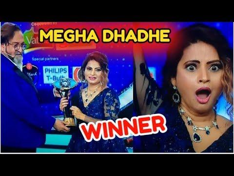 MEGHA DHADE WINNER OF BIGG BOSS MARATHI | HAPPY DANCE & PARTY | BIGG BOSS  MARATHI