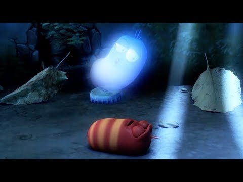 LARVA | GHOST | Cartoons For Children | LARVA Full Episodes | Cartoons For Children