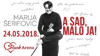 Marija Šerifović - Mix pesama 1 – Live – (Štark Arena 24.05.2018.)