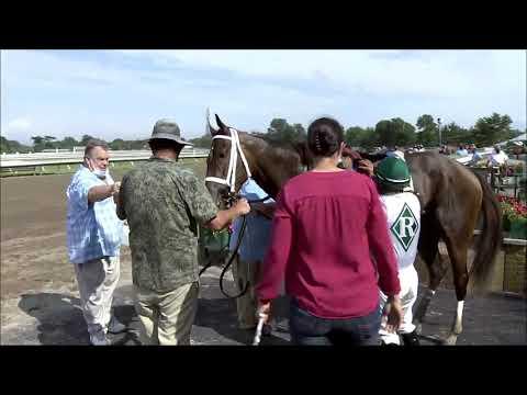 video thumbnail for MONMOUTH PARK 07-11-20 RACE 9 – THE BLUE SPARKLER