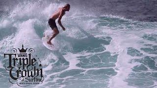6 Weeks of Aloha | Vans Triple Crown of Surfing | VANS