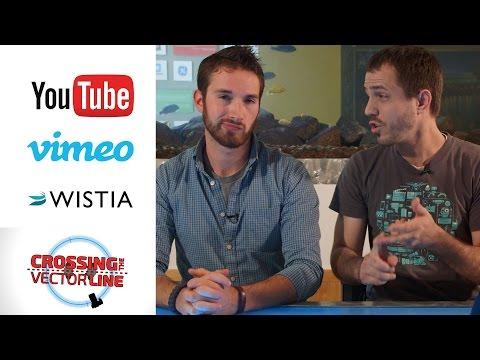 YouTube vs. Vimeo vs. Wistia - Video Hosting Options