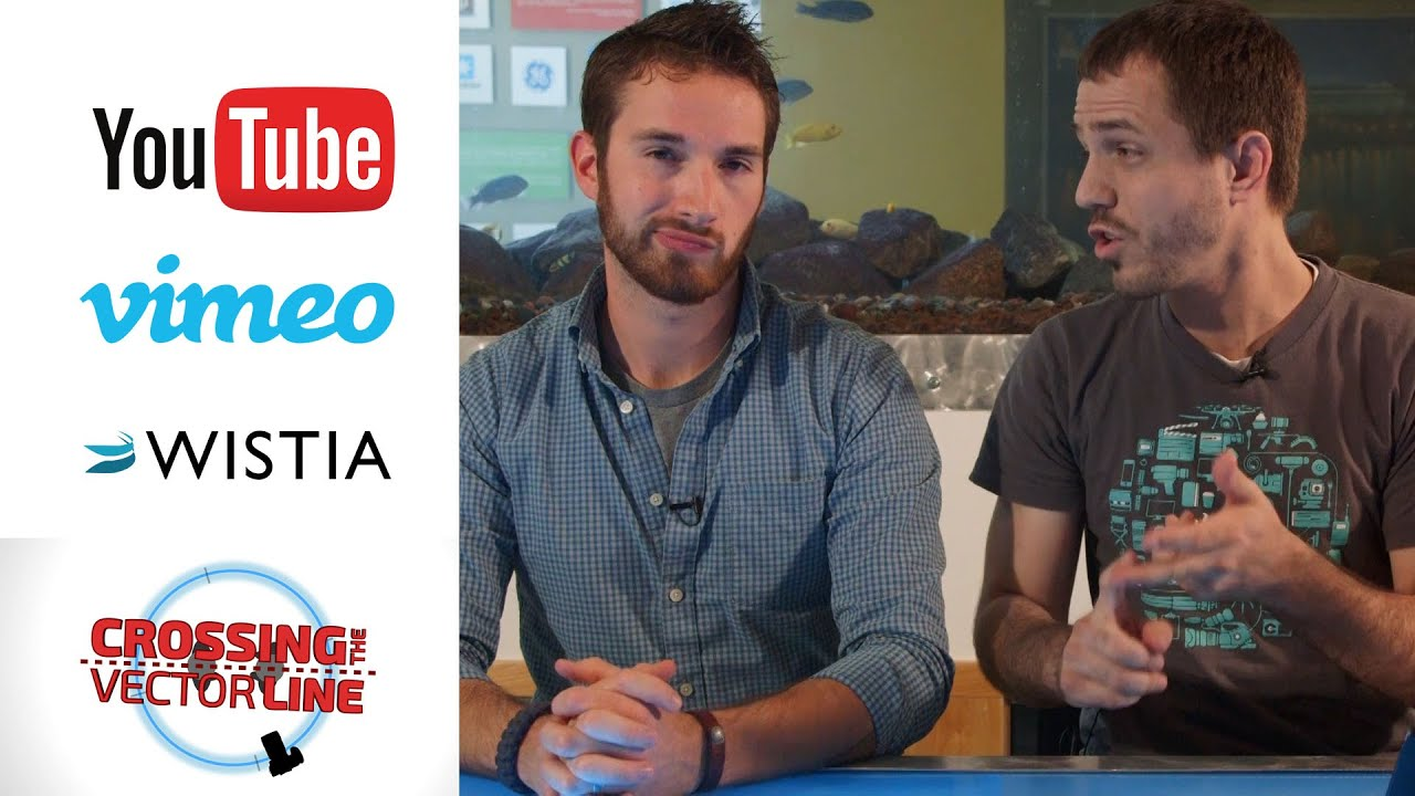 YouTube vs. Vimeo vs. Wistia - Video Hosting Options