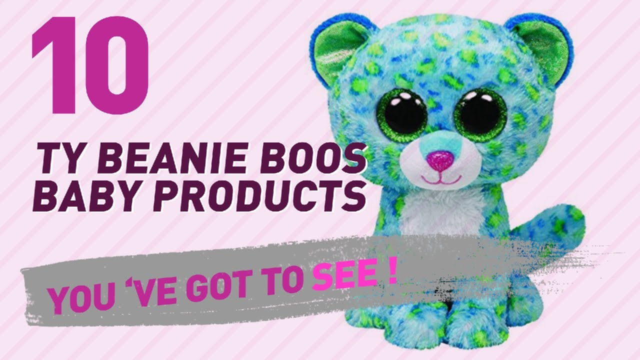 670fdbb4e90 Ty Beanie Boos Baby Products Video Collection    New   Popular 2017 ...