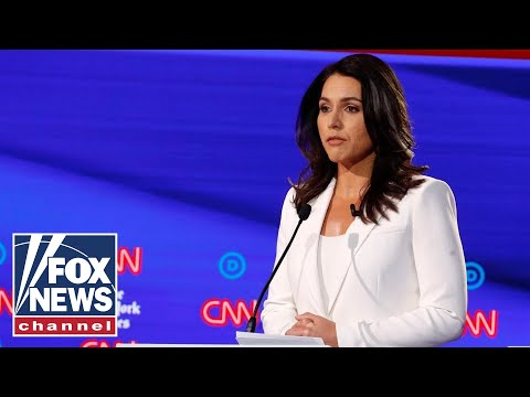 Tulsi Gabbard rips CNN, NY Times for 'smearing' her reputation