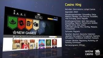 Neues Casino CasinoKing: Bewertung von dem Spiele-Portal OnlineCasinoBOX.de