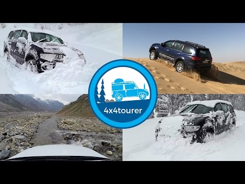 4x4tourer | Extreme Snow Drives | Off Road Drives | Himalayan Drives |