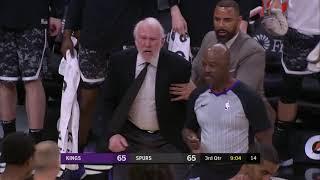 Sacramento Kings vs San Antonio Spurs : March 31, 2019