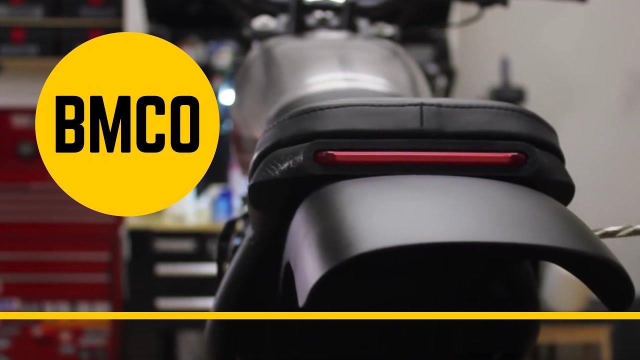 Honda CBF 250 (episode three) - Motorcycle Modification