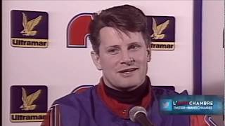 Marc Crawford And Nordiques 95