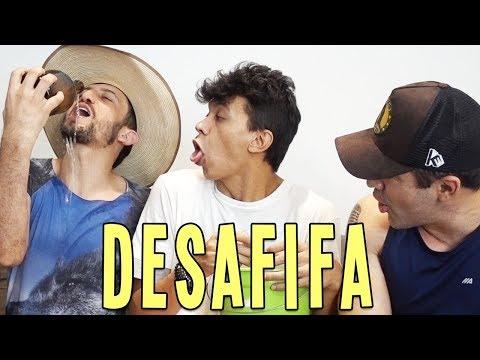 DESAFIFA COM ANTONY & GABRIEL