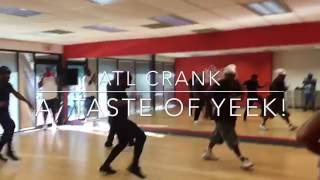 ATL Crank / A Taste of Yeek! @ BE! Creative Arts Center