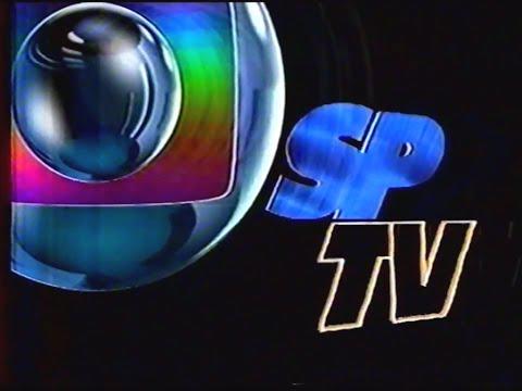 Globo Saindo do Ar  São Paulo 25091996