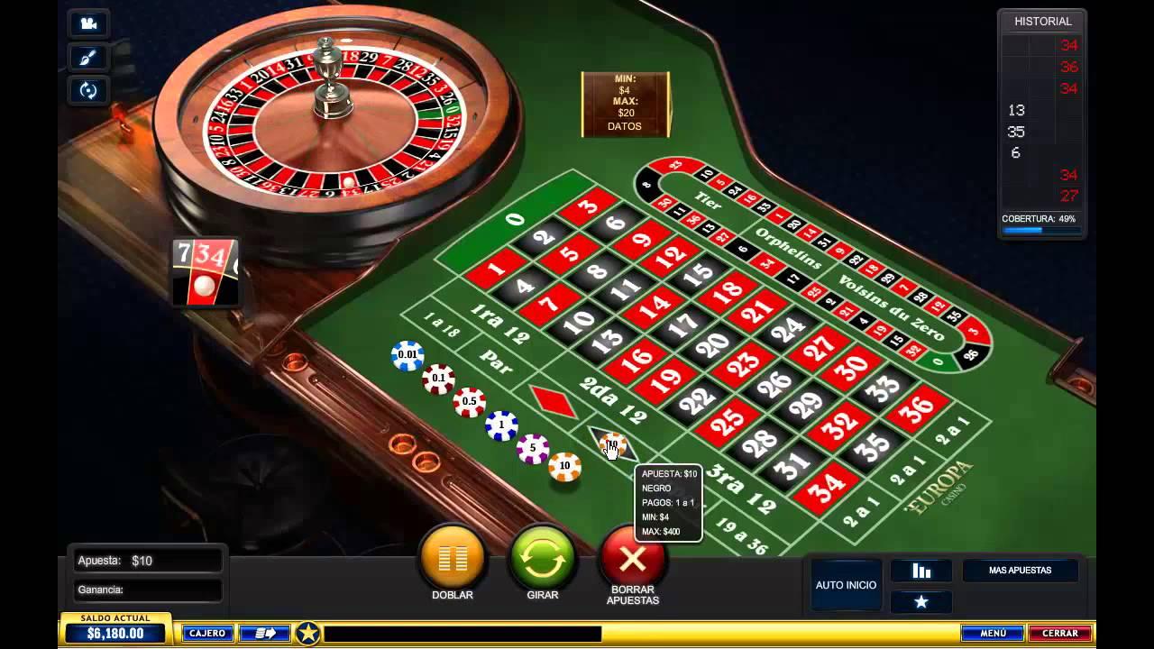 Casinos En Internet