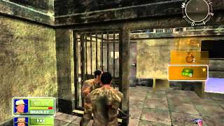 Desert Storm 2 Game Play Mission POW (Prisoners Of War)