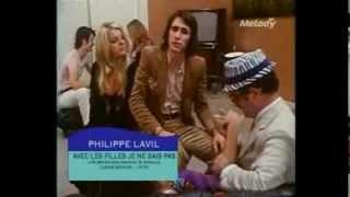 Philippe Lavil - Avec Les Filles Je Ne Sais Pas(official Video).flv