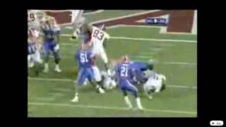 Brandon Spikes Highlights