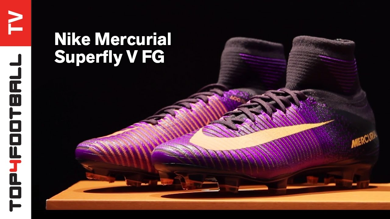 official photos 89764 887aa TOP4FOOTBALL UNBOXING - Nike Mercurial Superfly V FG