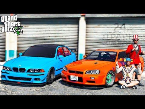 GTA 5 DRIVE RP - ГАРВИН ЗАТЮНИНГОВАЛ МОЮ BMW M5 E39! КУПИЛ НОВЫЕ ШМОТКИ ДЛЯ БРАТА! 🌊ВОТЕР