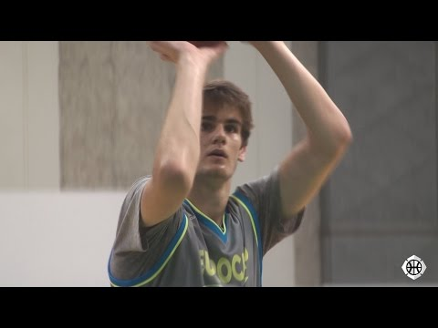 Dragan Bender Impresses On Day 1 At Adidas EUROCAMP 2015! Top 1997 Born Prospect In Europe!