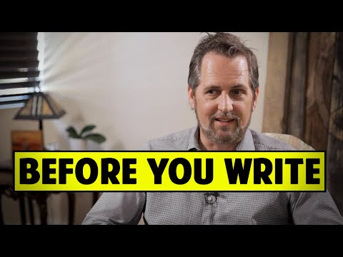 What Should A Screenwriter Know Before Writing A Screenplay? - Erik Bork