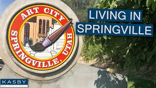 9 Fascinating facts about Springville, UT