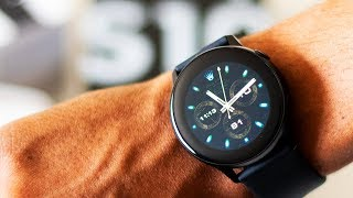 Ditching my Apple Watch Series 4 for the Samsung Galaxy Watch Active