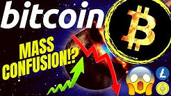 MASS CONFUSION in BITCOIN LITECOIN and ETHEREUM Crypto price TA prediction, analysis, news, trading