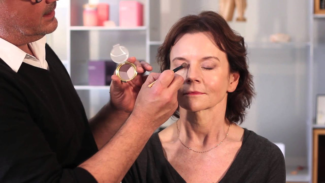 How To Wear Makeup Over 50  Perfect Makeup  Healthy Skin -5610