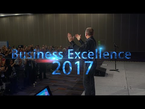 Business Excellence Conference August 2017 - Vancouver, BC #BE2017yvr
