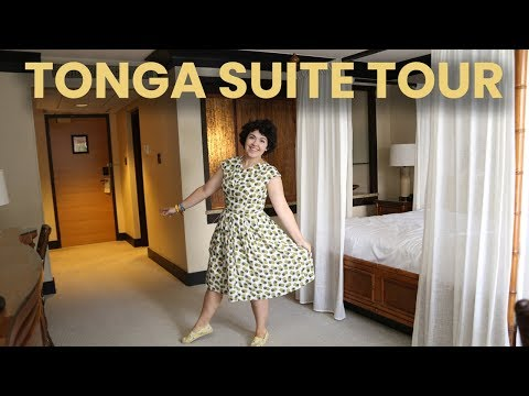 Polynesian Village SUITE TOUR | Tonga Club Level at Walt Disney World