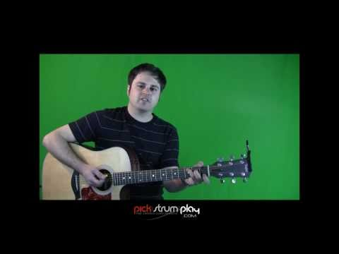 How To Play Cailin by Unwritten Law, on Guitar