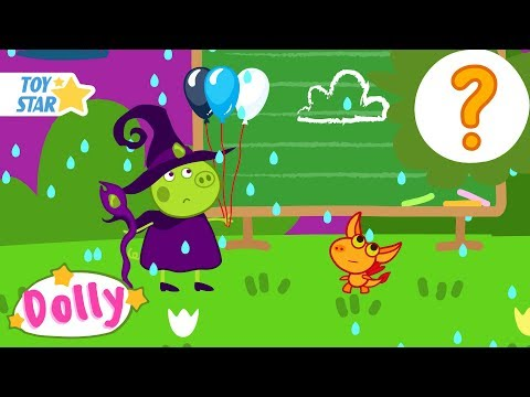 Dolly and friends New Cartoon For Kids | sky | Season 1 Episode #14 Full HD