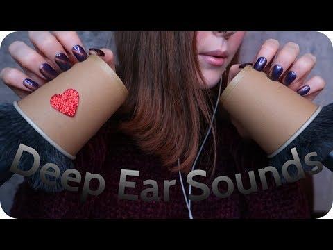 ASMR ♥️ 7 Deep Ear Sounds for Sleep ♥️