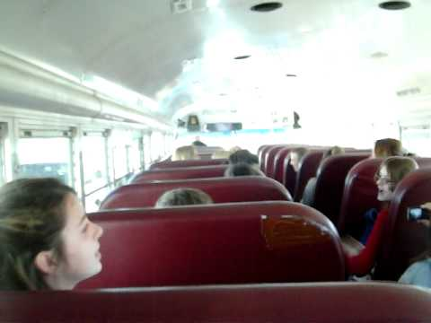 8th grade field trip. Peoria Heights Grade School.
