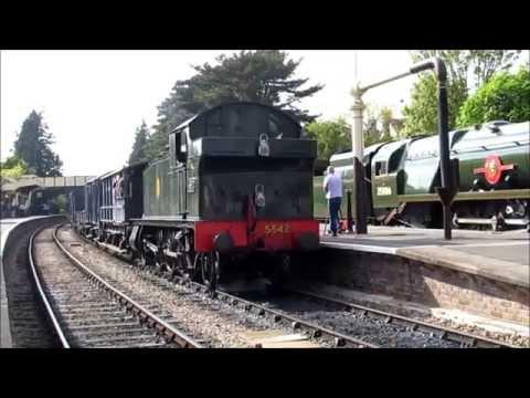 GWR 5542 Small Prairie Tank Locomotive