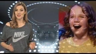 Amira Willighagen - Poland TV - November 2013