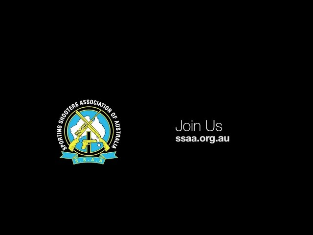 SSAA Join Us Television Commercial