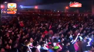 Part 02,  Cambodia 2015 Countdown Concert, Hang Meas HDTV